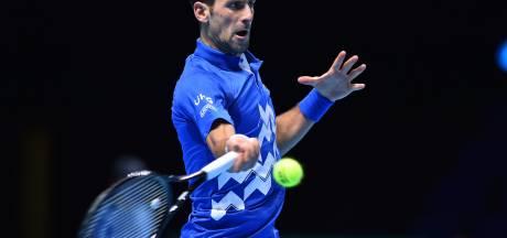 Djokovic rekent af met Zverev en maakt 'Final Four' compleet