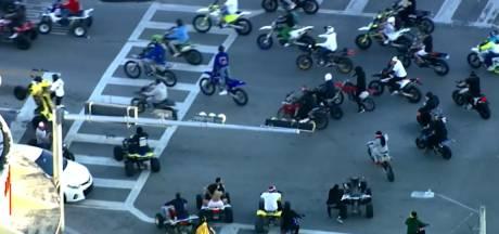 Des centaines de motards envahissent les rues de Miami