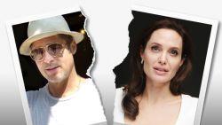 """""""Nog steeds niet gescheiden Brad Pitt en Angelina Jolie kibbelen over kinderen"""""""