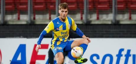 Van der Sluys moet geblesseerd afhaken tegen FC Den Bosch