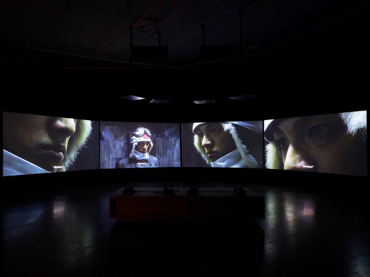 Meiro Koizumi, Portrait of a Young Samurai, 2009. Beeld Eye Filmmuseum