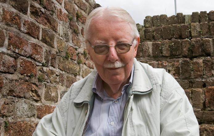 Jan Kikkert in 2009.
