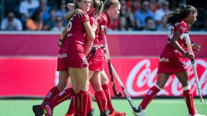 Red Panthers strijden met China om ticket voor Olympische Spelen