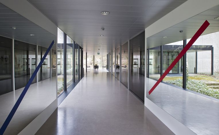 Het Kroller-Muller Museum in Het Nationale Park de Hoge Veluwe. Beeld ANP