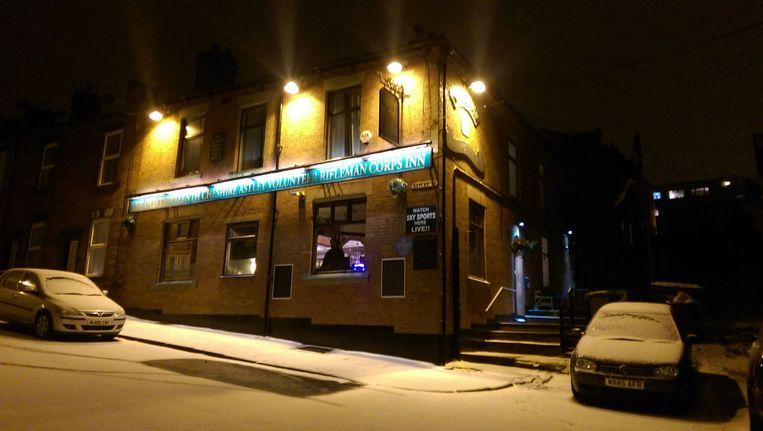 the Old Thirteenth Cheshire Astley Volunteer Rifleman Corps Inn is na drie jaar terug open.