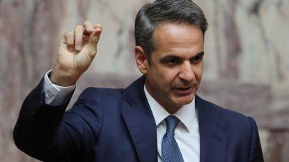 Nieuwe Griekse regering maakt werk van belastingverlaging
