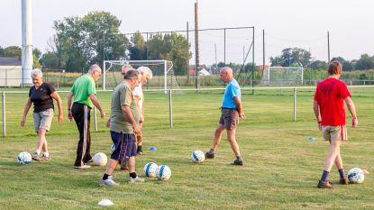 KSVR start met wandelvoetbal en zoekt nog spelers