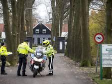 Restanten wietplantage en illegaal vuurwerk gevonden bij controleactie Bavelds Dennen