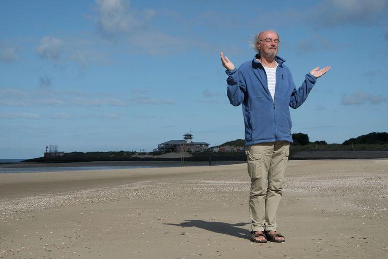 Wim Jansen: 'Ik bid niet met mijn handen gevouwen en mijn hoofd voorover.' Beeld