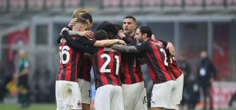 AC Milan verstevigt koppositie na zege op Fiorentina