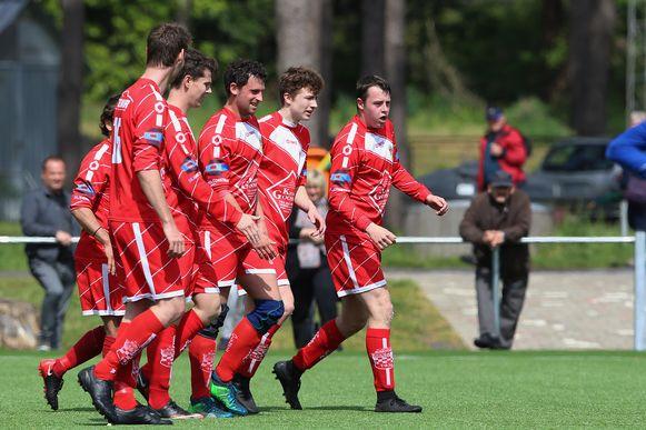 Weerstand Koersel is kampioen in eerste provinciale.
