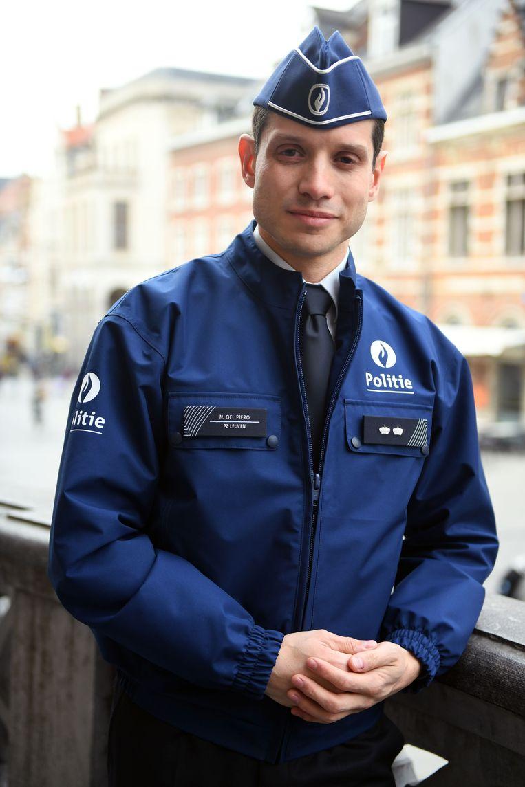Nicolas Del Piero, woordvoerder van de PZ Leuven.