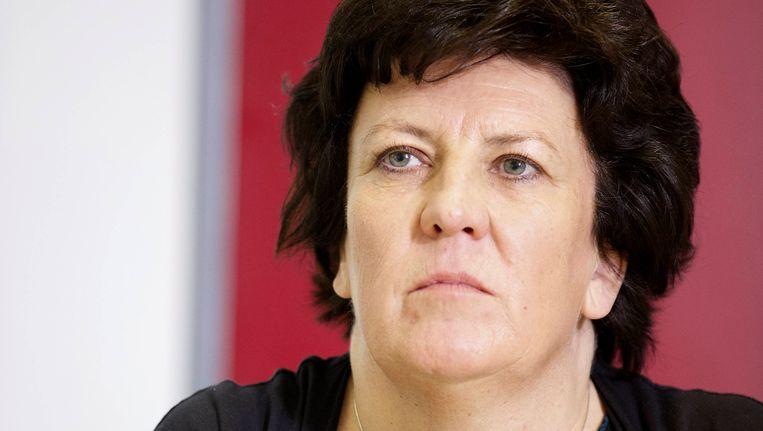 Ingrid Lieten is een van de sp.a'ers die de vernieuwingsactie in goede banen leiden.
