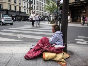 Une amende de 500 euros pour les SDF en France?