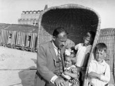 Geen blote rug op het strand in 1924