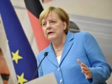 Merkel: EU wil Britten niet tegemoetkomen bij brexit