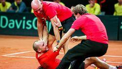 Davis Cup-finale tussen België en Frankrijk vindt plaats in Rijsel