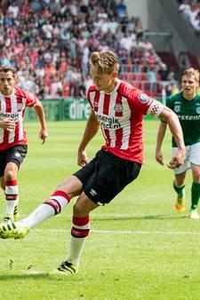 Zeven zonden voor de  zwanenzang op zondag van PSV