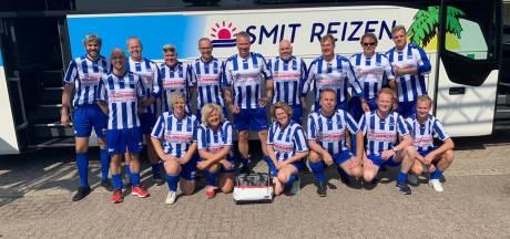 Voetballers USV uit Nieuwleusen willen 50.000 euro scoren met tv-programma Echt Waar?!