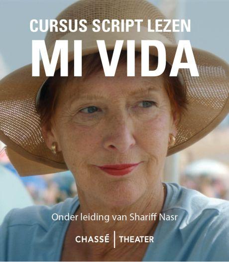 Chassé Theater beloont schrijver Gouden Script met een eigen voorstelling