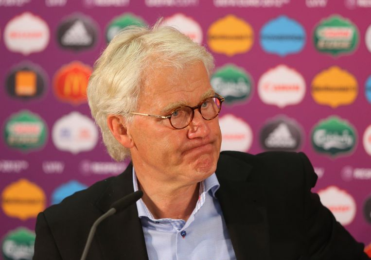 Morten Olsen. Beeld getty