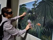 App voor blinde museumbezoeker in Hattem maakt kans op 30.000 euro