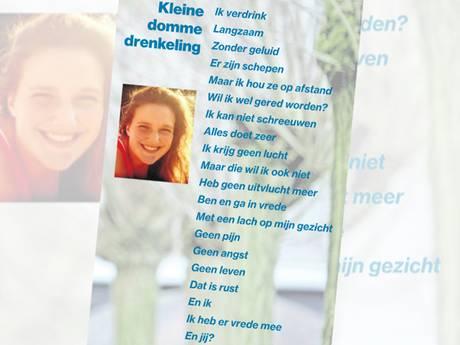 Woorden Jitske (17) uit Enschede die uit leven stapte nu boektitel