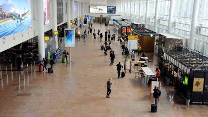 Deel toekomstig gebouw Brussels Airport Company ingestort: 3 lichtgewonden