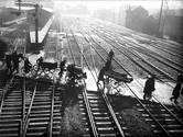 Toen & Nu: Het spoor oversteken kan weer