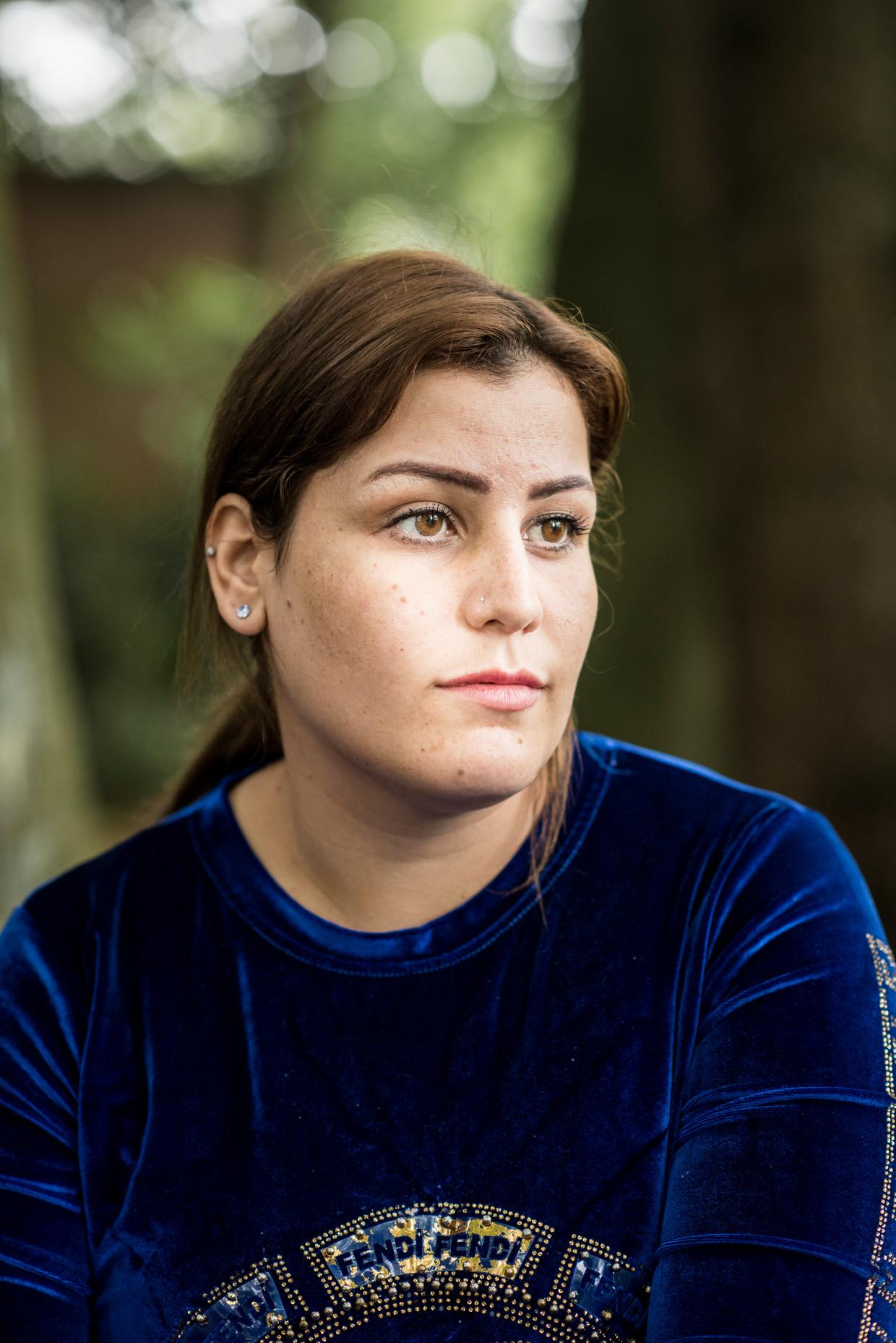 Rasha Saleh is radeloos sinds haar ex-man hun vier kinderen naar Syrië ontvoerde.