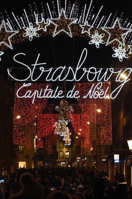 Il n'y aura pas de marché de Noël à Strasbourg cette année