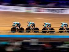 """L'équipe de poursuite belge loupe la qualification olympique pour deux dixièmes: """"Décevant"""""""