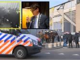 Mogelijk politiemedewerkers betrokken bij rellen NAC-Willem II, politie start onderzoek