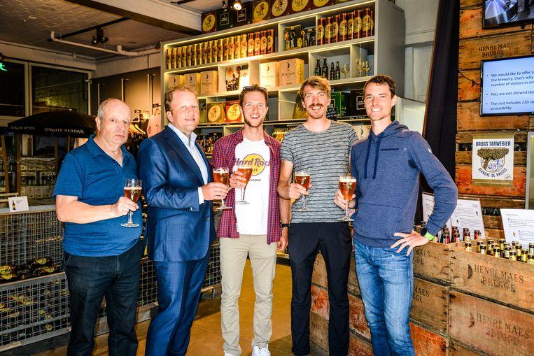 Brugge sportzot steunt atleten