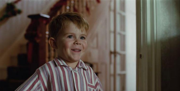 Elton John in John Lewis commercial. Beeld