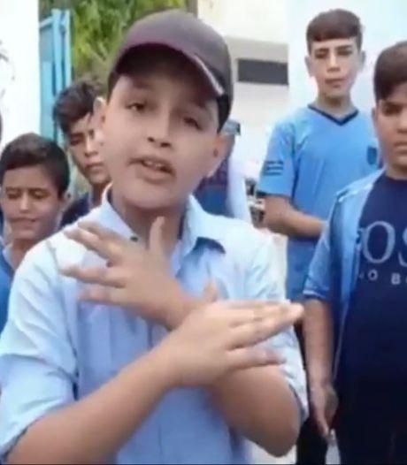 Ce Palestinien de 11 ans est le nouveau petit prodige du rap