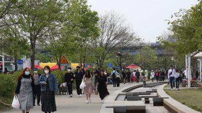 Voor het eerst in maanden geen besmetting binnen Zuid-Korea