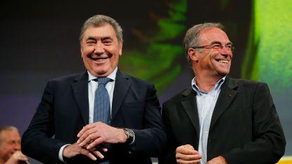 """Merckx en Hinault schrijven Froome nog niet af voor vijfde Tourzege: """"Het kán nog"""""""