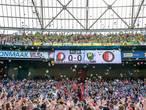 Feyenoord - Willem II in teken van Sophia Kinderziekenhuis