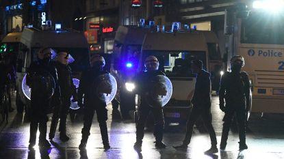 Rellen aan Louizalaan: politie op zoek naar beelden