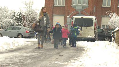 VIDEO. 250 kinderen geëvacueerd uit de basisschool van Gits nadat deel van dak inzakt
