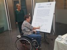 Monique Meulen: 'Menukaart in braille maakt wereld een stukje groter'