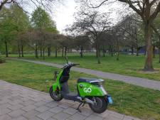 Go Sharing-scooters Helmond 'in winterslaap'