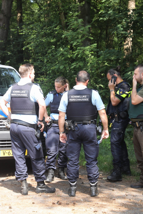Agressieve man (39) aangetroffen in Amersfoort