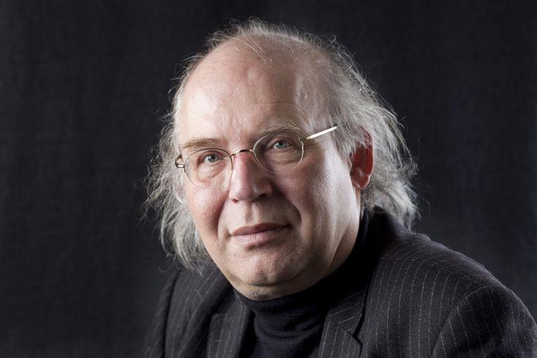 Dirk-Jan van Baar, historicus. Beeld Rob Huibers