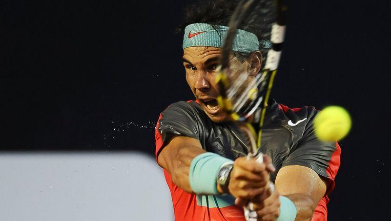 Rafael Nadal. Beeld null
