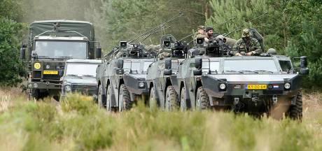 Militairen in Havelte 'kunnen voorschot krijgen' om warme kleding te kopen