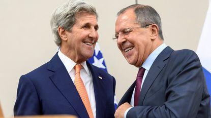 Moskou en Washington effenen pad voor staakt-het-vuren in Syrië