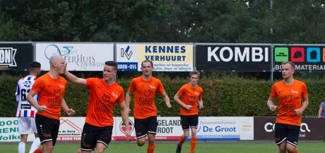Halsteren verliest van AWC, prachtgoal Cas van den Broek bij Moerse Boys