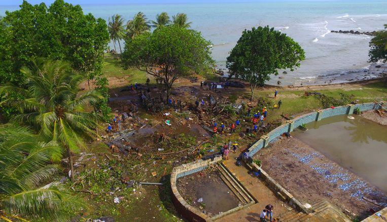 Tanjung Lesung, Indonesië